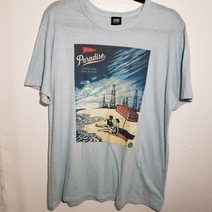 Obey enjoy paradise t-shirt